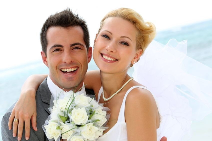 Ways to improve your smile before your wedding day